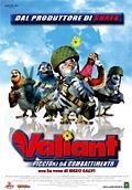 La copertina DVD di Valiant - Piccioni da combattimento