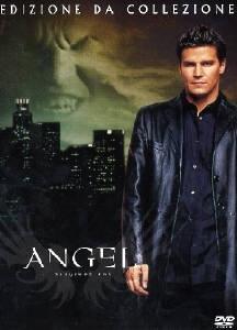 La copertina DVD di Angel - Stagione 3