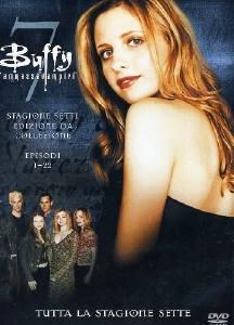 La copertina DVD di Buffy l'Ammazzavampiri - Stagione 7