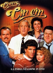La copertina DVD di Cin Cin - Stagione 1