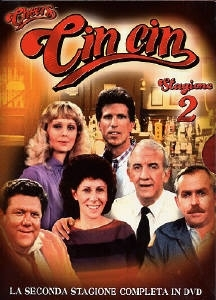 La copertina DVD di Cin Cin - Stagione 2
