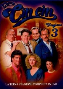 La copertina DVD di Cin Cin - Stagione 3