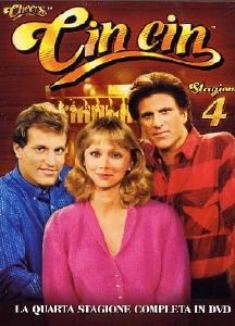 La copertina DVD di Cin Cin - Stagione 4