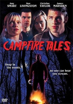 La locandina di Campfire Tales - I racconti del terrore