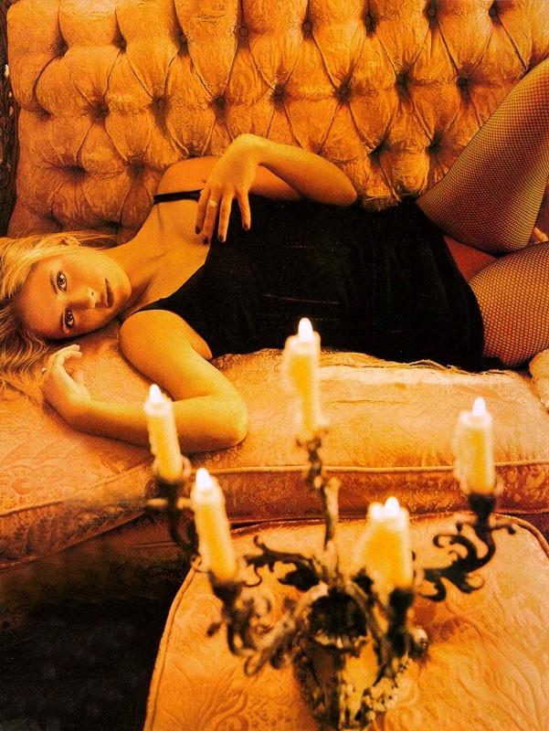 Una sensuale immagine di Sarah Michelle Gellar
