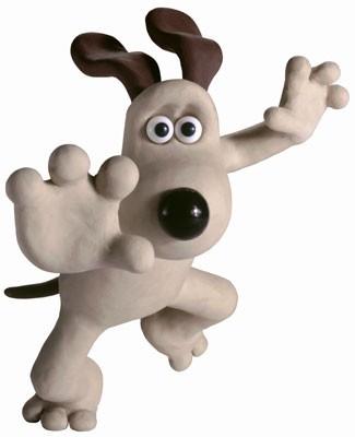 Una simpatica immagine promozionale per Gromit!
