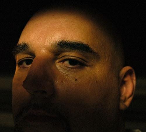 Antonino Juorio in una scena di Piano 17