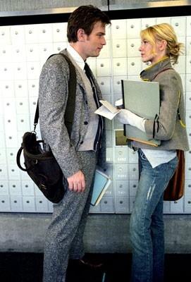 Ewan McGregor ae Naomi Watts in Stay
