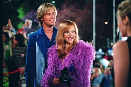 Freddie Prinze Jr. e Sarah Michelle Gellar in una scena di Scooby-Doo 2