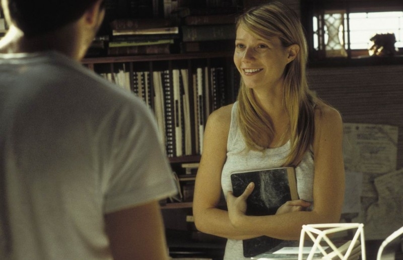 Gwyneth Paltrow in una scena di Proof