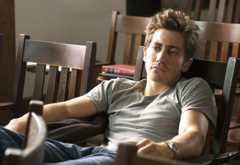 Jake Gyllenhaal in una scena del dramma Proof
