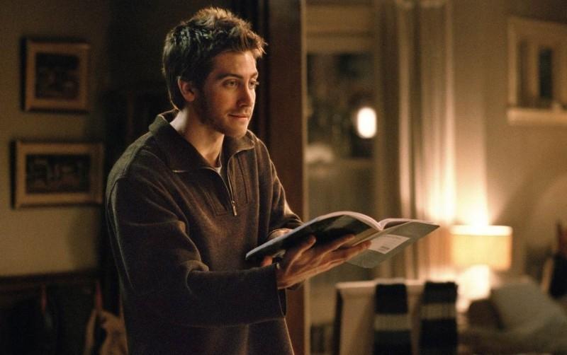 Jake Gyllenhaal in una scena del film Proof