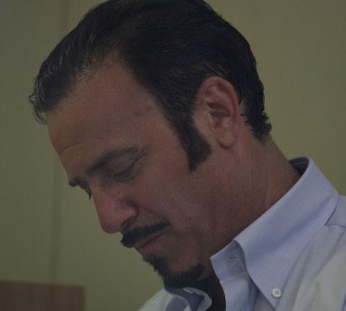 Massimo Ghini in una scena di Piano 17