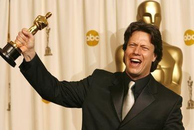 Il regista Gavin Hood, premiato per Tsotsi