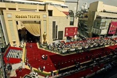 L'ingresso del Kodak Theater
