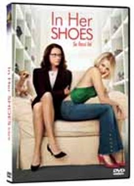 La copertina DVD di In Her Shoes - Se fossi lei