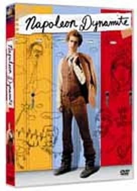 La copertina DVD di Napoleon Dynamite