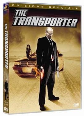 La copertina DVD di The Transporter - Edizione speciale