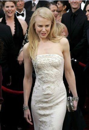 Nicole Kidman radiosa sul red carpet