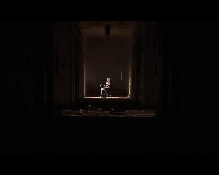 Una scena di SESSION 9