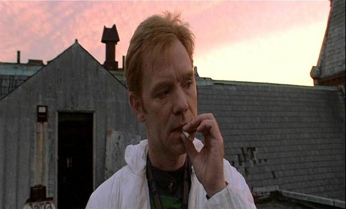 David Caruso in una scena di SESSION 9