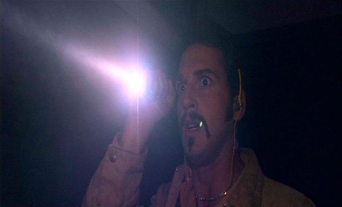 Josh Lucas in una scena di SESSION 9