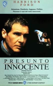 La locandina di Presunto innocente