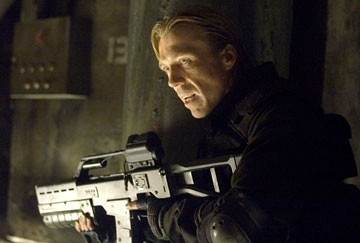 Richard Brake in Doom