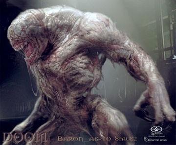Un'immagine promo per Doom