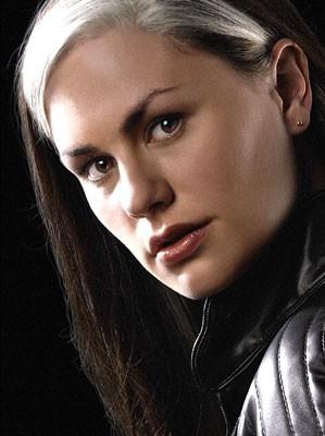 Anna Paquin in una foto promo per X-Men 3