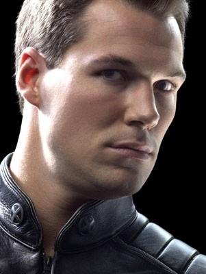 Daniel Cudmore in una foto promozionale per X-Men 3