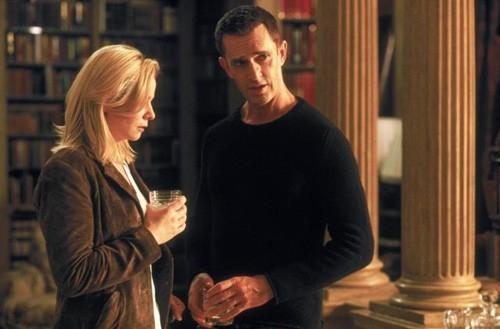 Emily Watson con Rupert Everett in Un giorno per sbaglio