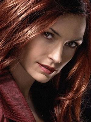 Famke Janssen in una foto promozionale per X-Men 3