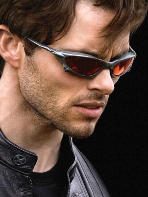 James Marsden in una foto promozionale per X-Men 3