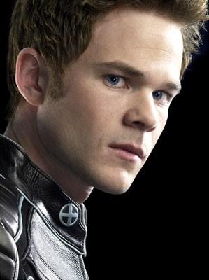 Shawn Ashmore in una foto promozionale per X-Men 3