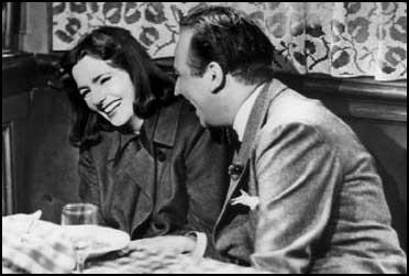 Greta Garbo e Melvyn Douglas nella scena clou di NINOTCHKA