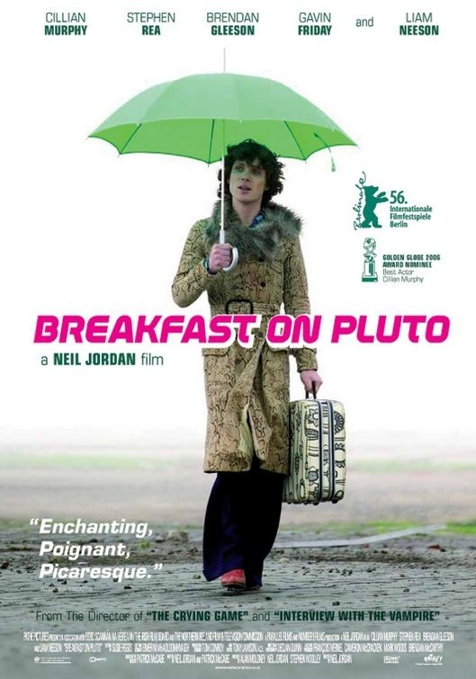 Il manifesto di Breakfast on Pluto