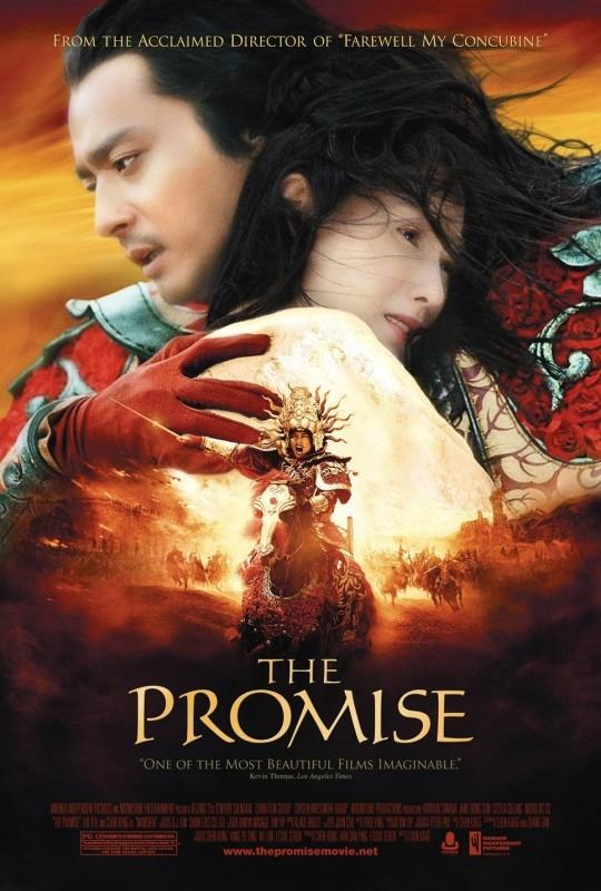 Il manifesto di The Promise