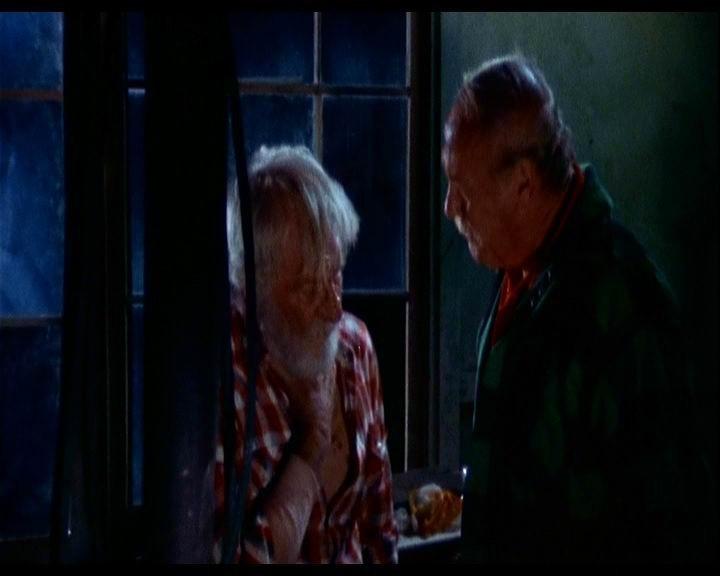 John Steadman e Russ Grieve in una scena di LE COLLINE HANNO GLI OCCHI