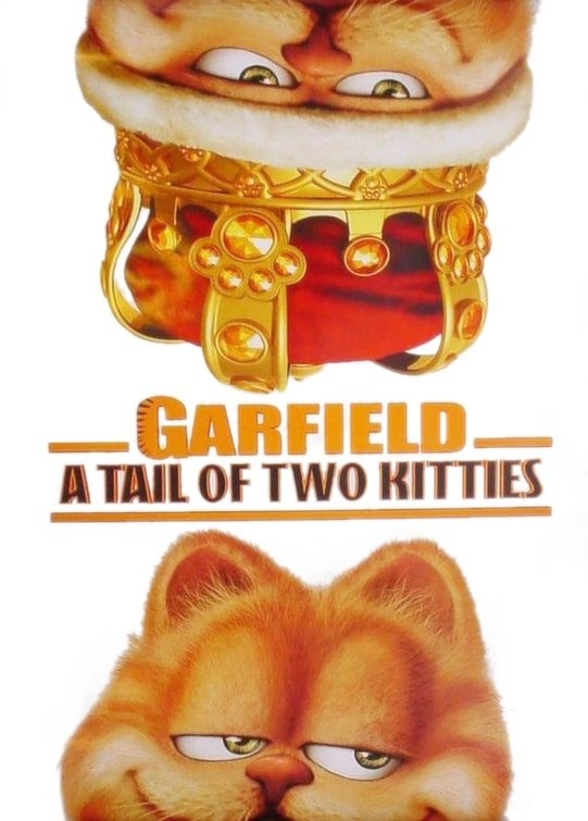 La locandina di Garfield 2
