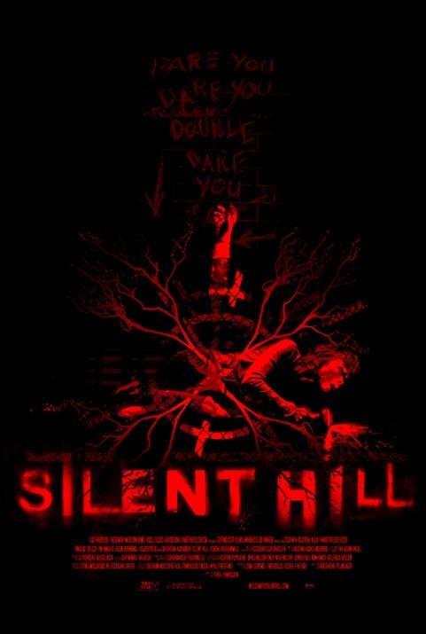 Uno dei manifesti realizzati per il film SILENT HILL