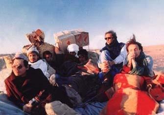 Una scena di Marrakech Express (1989)