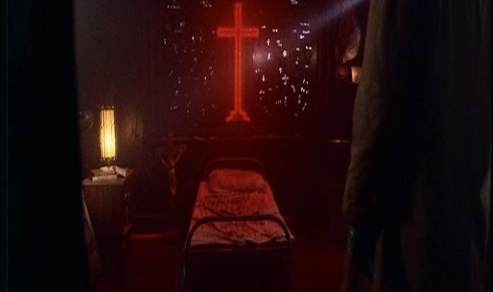 Una scena del thriller SEVEN
