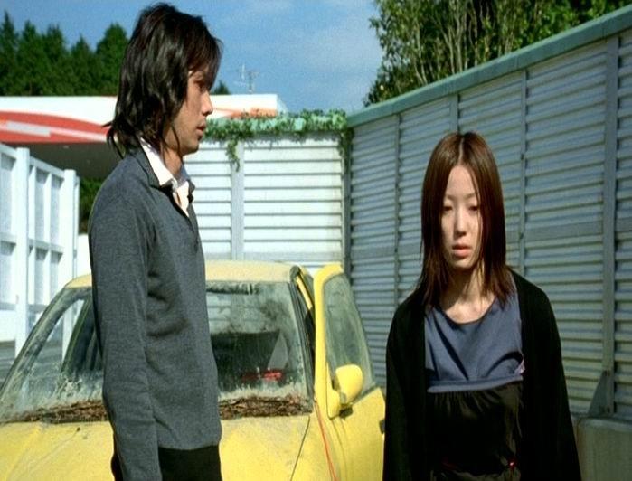 Hidetoshi Nishijima e Miho Kanno in una immagine di DOLLS