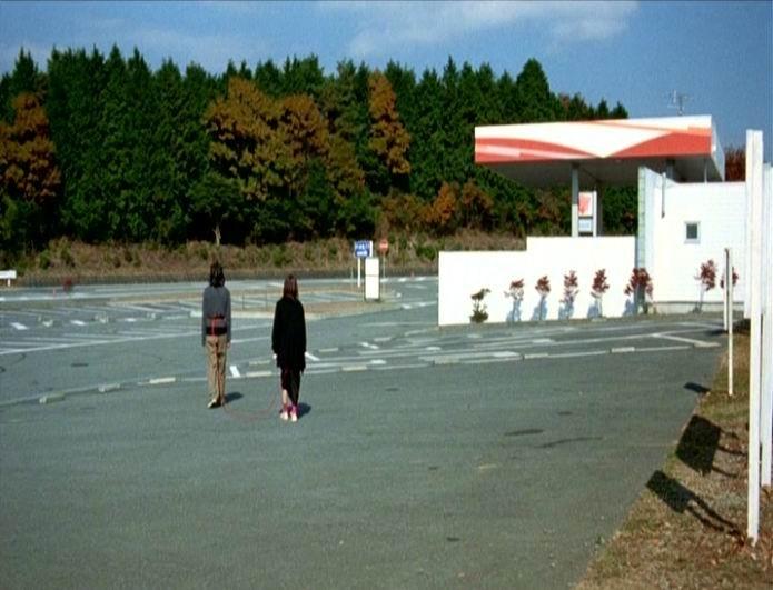 Hidetoshi Nishijima e Miho Kanno in una scena di DOLLS di Kitano