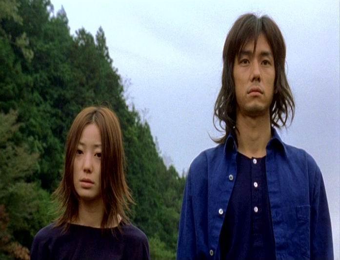 Hidetoshi Nishijima e Miho Kanno sono i protagonisti di DOLLS, diretto da Takeshi Kitano