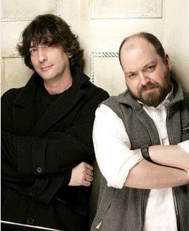 Neil Gaiman e Dave McKean