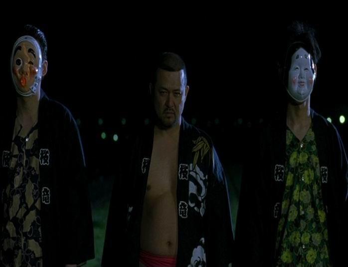 Una scena del film di Takeshi Kitano, DOLLS