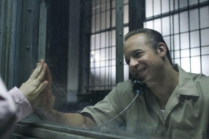 Vin Diesel nel film Find Me Guilty
