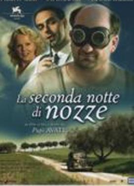 La copertina DVD di La seconda notte di nozze
